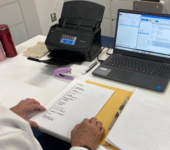 紙データのデジタル化